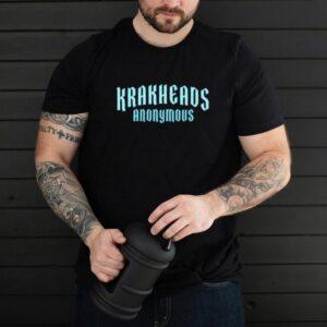 Krakheads Anonymous Seattle Hockey Shirt