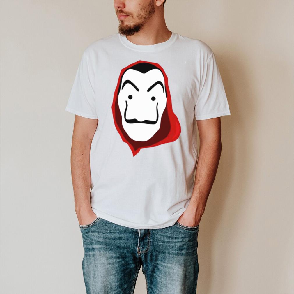 La Casa De Papel mask shirt