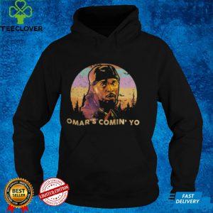 Michael K. Williams Omars Comin Yo Tee Shirt