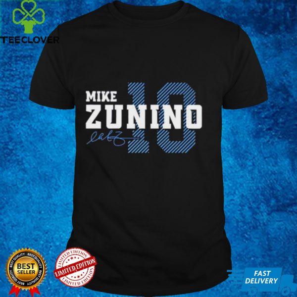 Mike Zunino Tampa Bay Baseball signature shirt