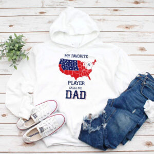 My Favorite New York Yankees Baseball Players Call Me Dad Shirt