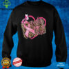 fight for a cure Breast Cancer Awareness T Shirt