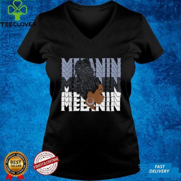 5 Oreo Sneaker Match Tees Melanin Queen Girl Christmas Shirt
