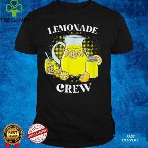 Awesome Lemonade Merchandise Lemon Crew Staff T Shirt