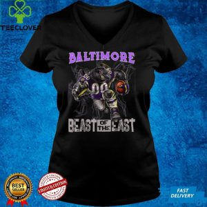 Baltimore Football Maryland Raven American Football T Shirt