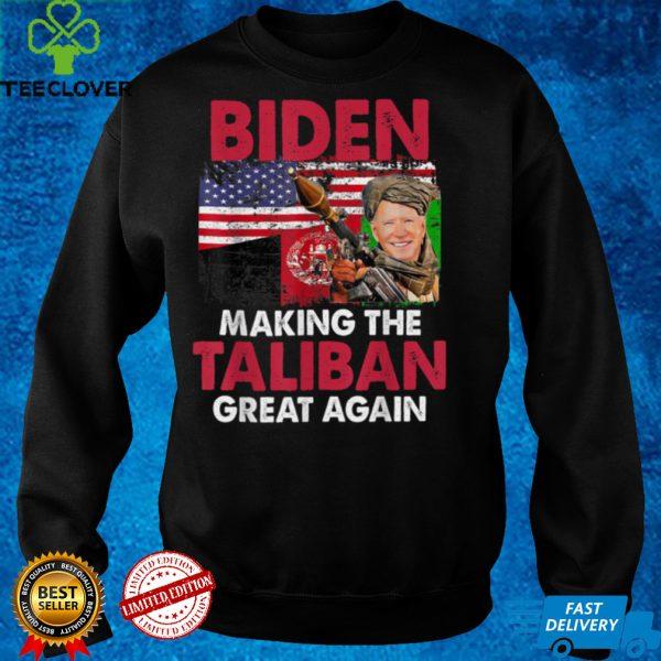 Biden Making The Ta li ba n's Great Again T Shirt