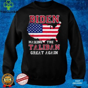 Biden Making the Talibans Great Again American Flag Meme shirt