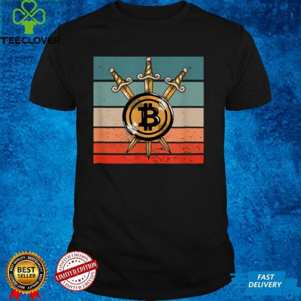 Bitcoin Miner Vintage Bitcoin Maximalist Bitcoin T Shirt