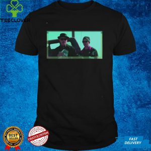 Breaking Bad Walter And Jesse Poster T shirt