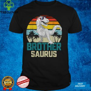 Brothersaurus T Rex Dinosaur Brother Saurus Family Matching T Shirt