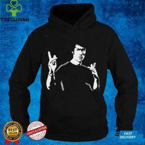 Bruce Lee action shirt
