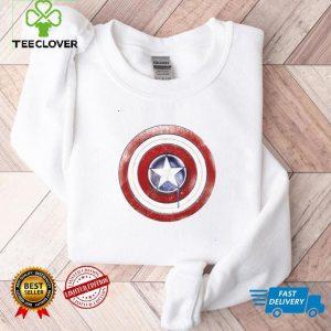 Captain America Flowy Shirt