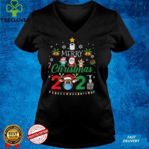 Christmas Santa Claus 2021 Funny T Shirt