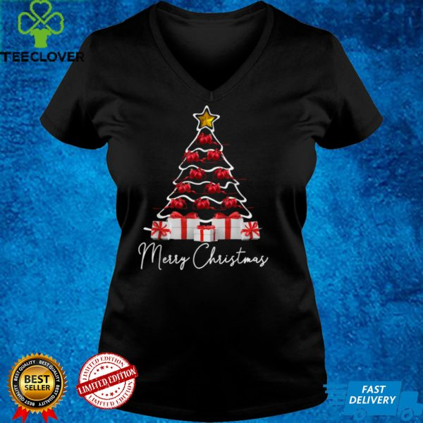 Christmas Tree Ornaments and Presents Decorations T Shirt
