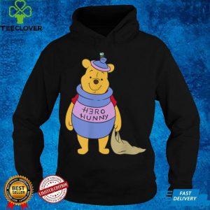 Disney Halloween Pooh Bear Hero Hunny Costume T Shirt