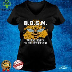 Environment Bee Honeycomb Beekeeper T Shirt