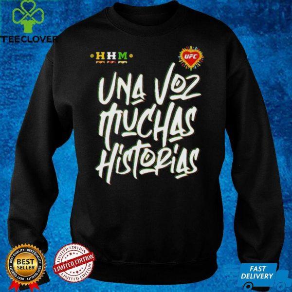 HHM Una Voz Muchas Historias Shirt