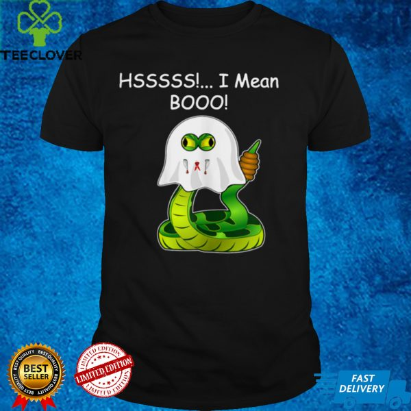 HSSSSS!... I Mean BOOO!, October Costume, By Yoray T Shirt