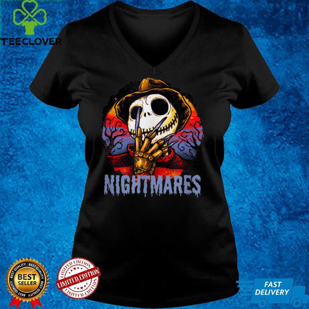 Halloween Nightmares T Shirt (1)