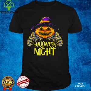 Happy Halloween Scary Spooky Retro shirt