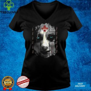 In This Moments Bloodd Americann Metall Bandd T Shirt