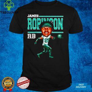 Jacksonville Jaguars James Robinson cartoon shirt