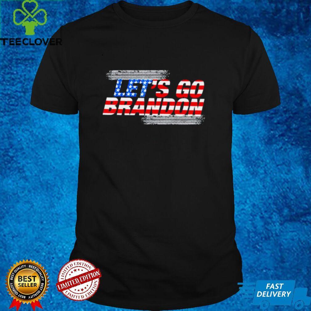 Joe Biden Funny Political Lets Go Brandon 2021 Shirt