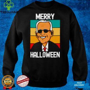 Joe Biden Merry Halloween vintage shirt