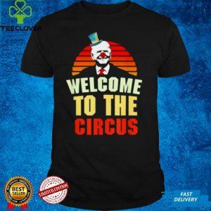 Joe Biden welcome to the circus vintage shirt