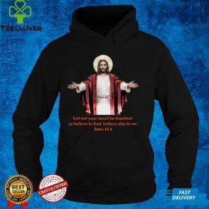 John 14 Revival Jesus Bible Christian Long Sleeve T Shirt