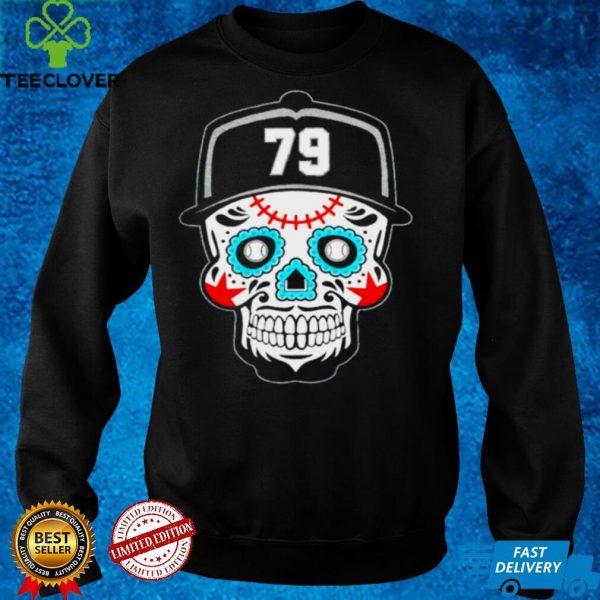 Jose Abreu #79 sugar skull shirt