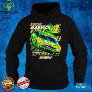 Kevin Harvick Stewart Haas Racing Team Collection Subway Car 2 Spot shirt