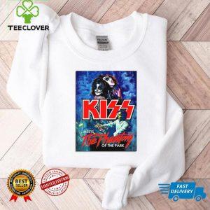 Kiss Meets The Phantom Of The Park Shirt