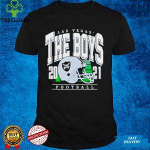 Las Vegas Raiders 2021 Football Shirt