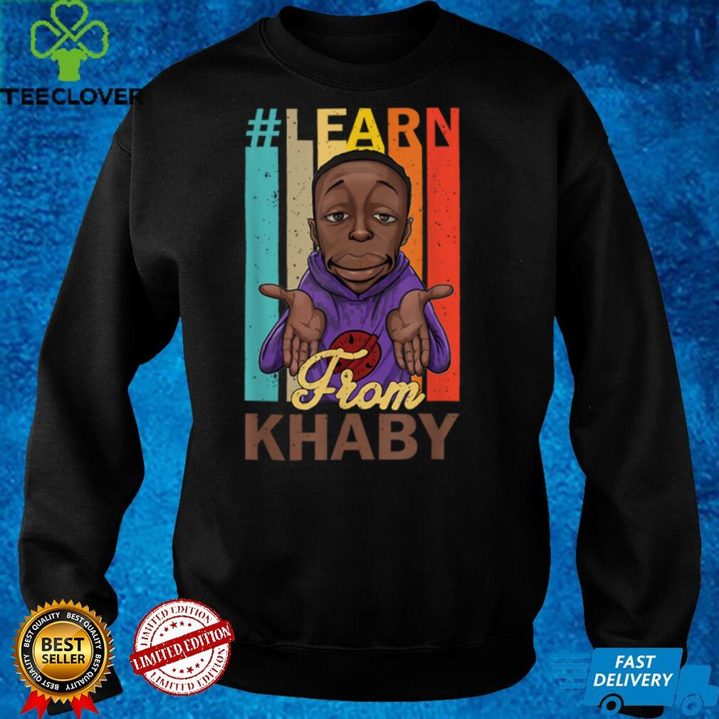 Learn from Khaby Guess the answer Funny Men Women T Shirt