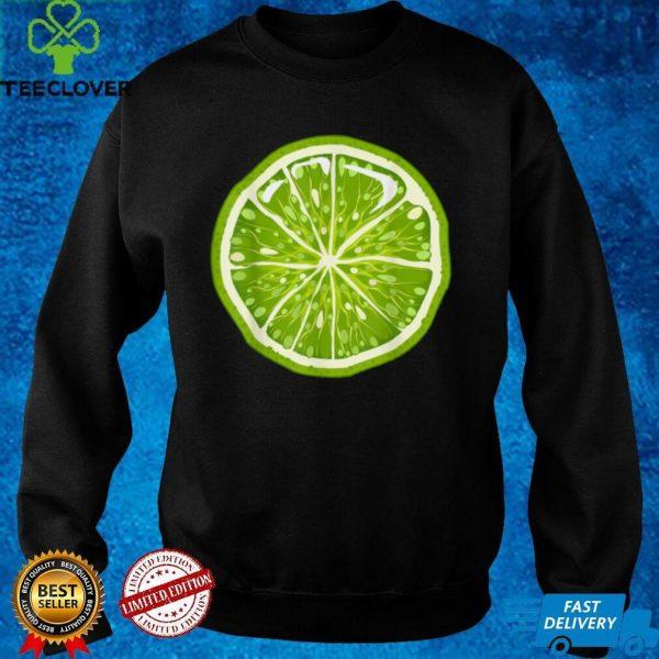 Lemon Lime Slice Halloween Costume T Shirt