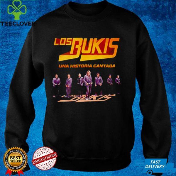 Los Bukis una historia cantada Men's shirt