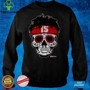 Mahomes Sugar Skull shirt
