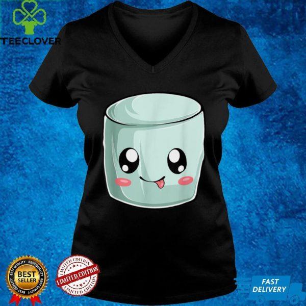 Marshmallow Smores Halloween Costume Group T Shirt 2