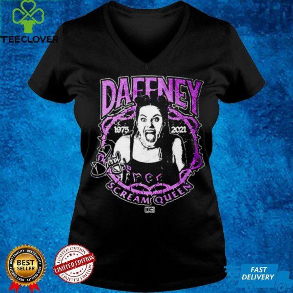 Mercedes Martinez Daffney Scream Queen T shirt