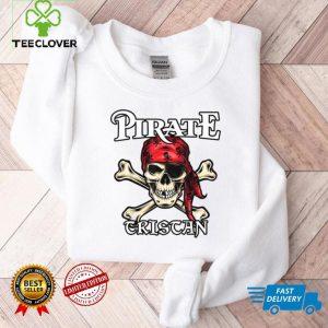 Pirate TRISTAN T Shirt Pirate Halloween Costume T Shirt
