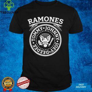 Ramone Tommy Johnny Joey Deedee T Shirt