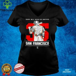 San Francisco Giants Crawford there will never be another shirt