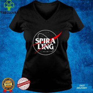 Shane Dawson Spiraling Nasa Shirt