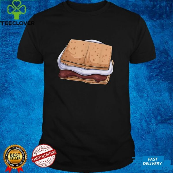 Smores Halloween Costume Group Camping T Shirt 2
