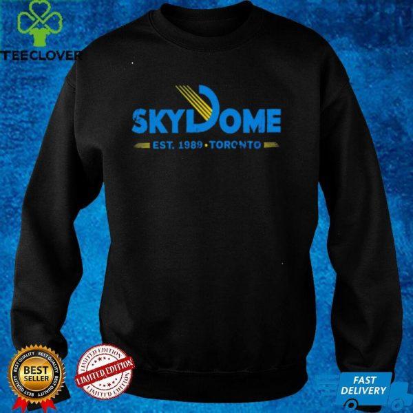 Toronto Skydome est 1989 shirt