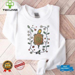 Turtle and Strawberries shirt