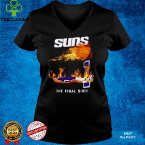 Warren Lotas The Final Shot Phoenix Suns Book Unisex T Shirt