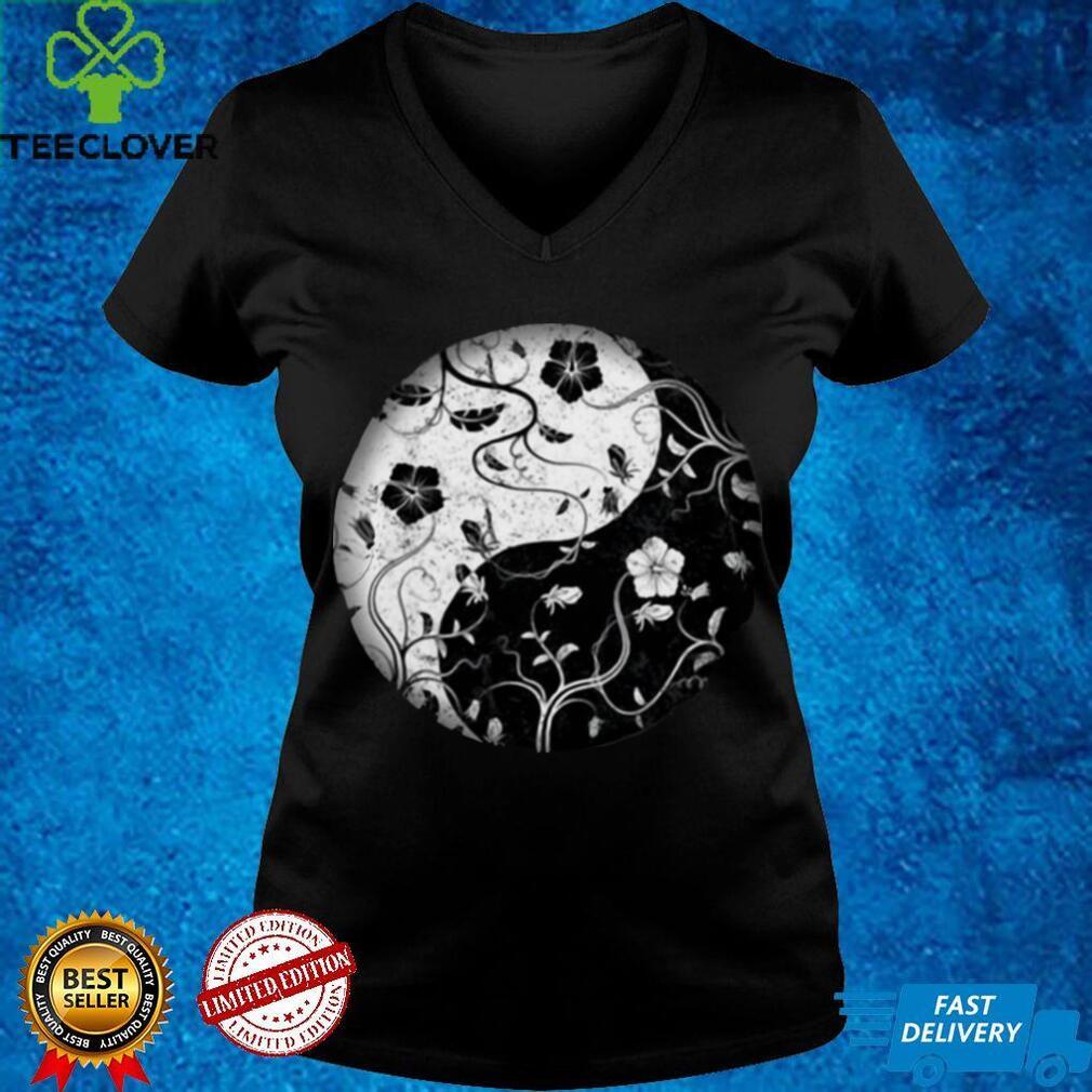 Yin Yang Clothes Clothing Tops Design Ying X T shirt