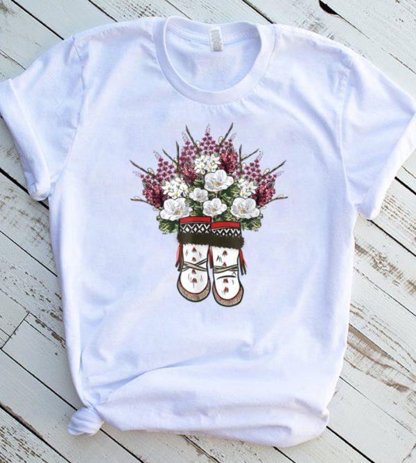 Yup'ik Boots T Shirt